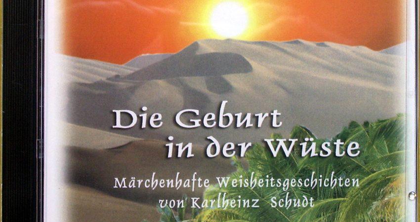 Geburt in der Wüste