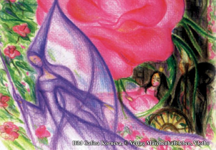 Dornröschen - Märchen gesammelt von den Brüdern Grimm