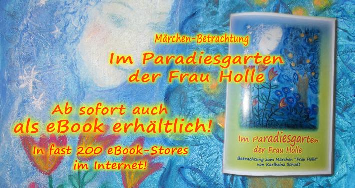 Im Paradiesgarten der Frau Holle - eBook