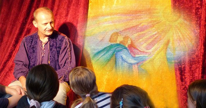 Ausbildung Märchenerzähler Märchenerzählerin