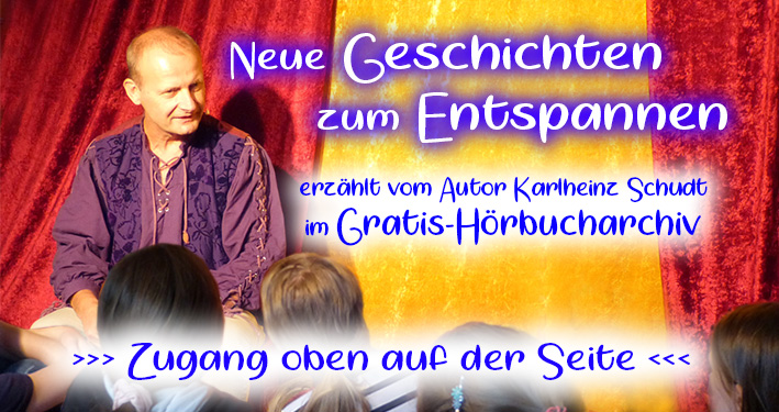 Hörbucharchiv Märchen und Geschichten