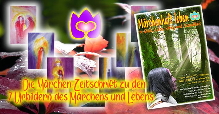 7 Urbilder Märchenzeitschrift