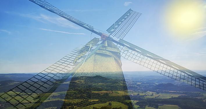 Die Sonnenmühle